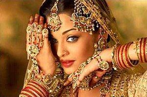 Aishwarya Rai et ses parures de bijoux
