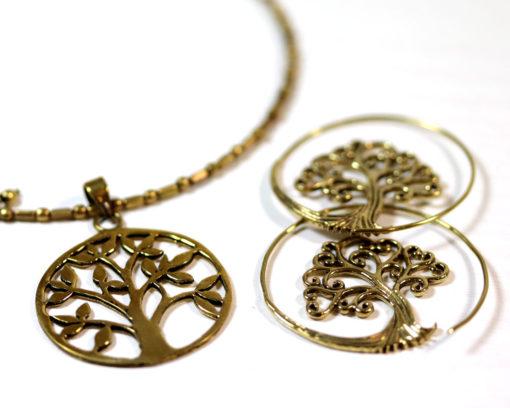 Arbre de vie et symbolisme bijoux spirituels - Signification arbre de vie ...