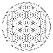 La fleur de vie symbole de g om trie sacr e bijoux symboliques - Symbole de la vie ...